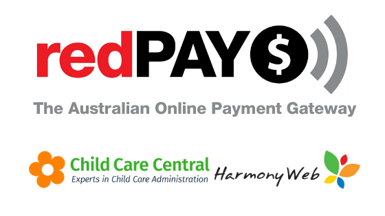 redPAY supports child care software clients.