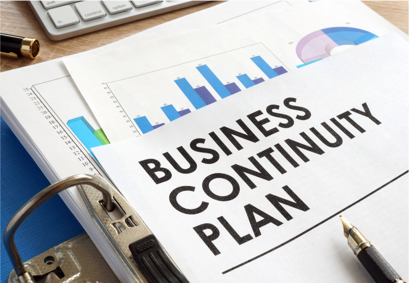 Redbourne Group tests their business continuity plan.