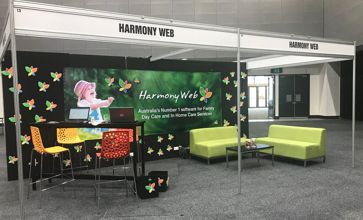 The Redbourne Group launches Harmony Web, Innovative CCMS Software, at the National FDC Conference, Oct 2015.